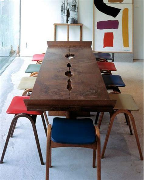 Esszimmer Le Bunt by 40 Moderne Esszimmerst 252 Hle Die Dem Raum Ein Cooles