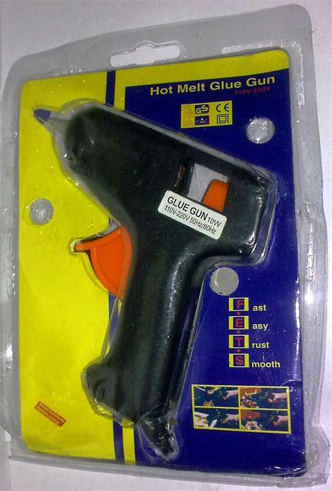 Glue Gun 20 Watt On Alat Lem Tembak 20 Watt On jual lem tembak glue gun stick cair refill 20watt alat kantor office rekat house grosir