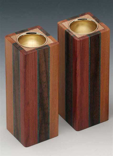 Wood And Glass Candle Holders 301 Moved Permanently