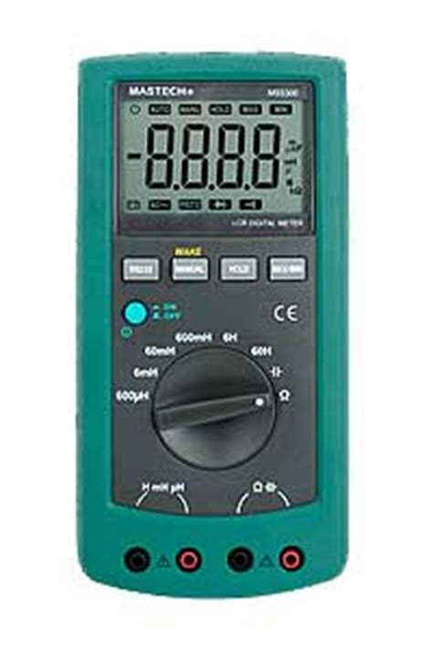 rlc meter ms ges electronics
