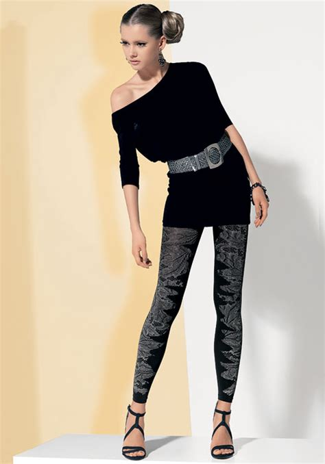holly pattern tights oroblu holly leggings in stock at uk tights