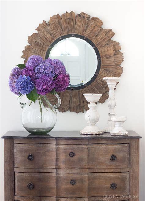 ideas  decorating   mirrors driven  decor