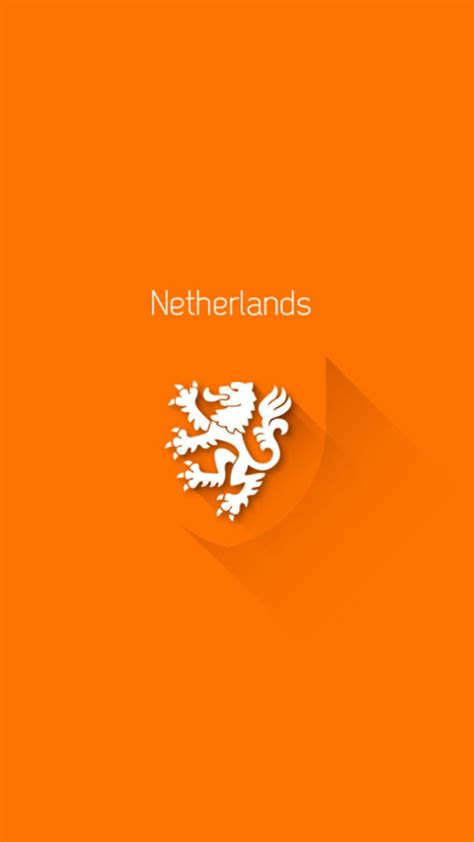 netherlands colors fifa world cup netherlands wallpaper free iphone wallpapers
