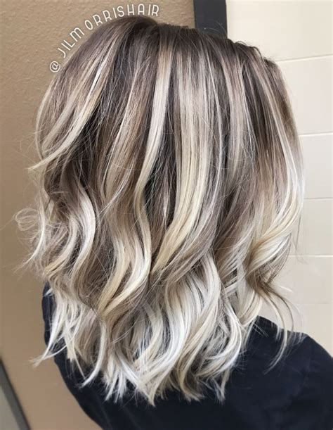 how to color roots when hair is highlighted 25 best ideas about cool blonde highlights on pinterest
