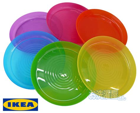 Piring Anak Aneka Warna Kalas Isi 6 Jual Ikea Kalas Plate Set 6 Pc Ll Set Ikea Kalas Isi 6 Pc