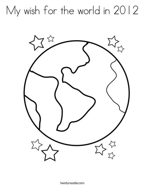 color the world a coloring book for the world traveler books my wish for the world in 2012 coloring page twisty noodle