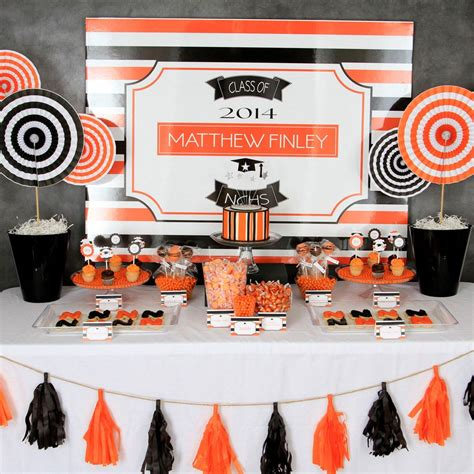 party themes high school high school graduation party theme home party ideas