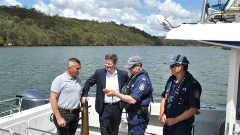boating safety officer nsw spotlight on boating safety compliance this weekend st