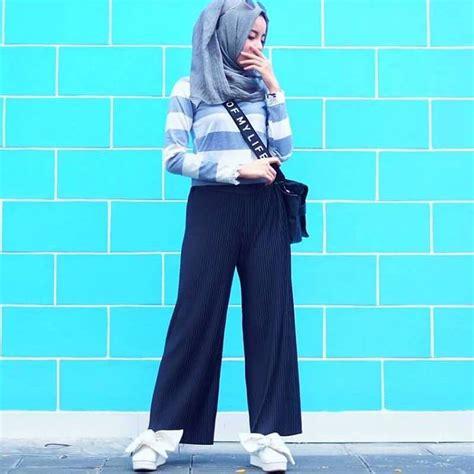 18  Baju Trend 2019 Edisi Terbaru Untuk Wanita Muslim Modis