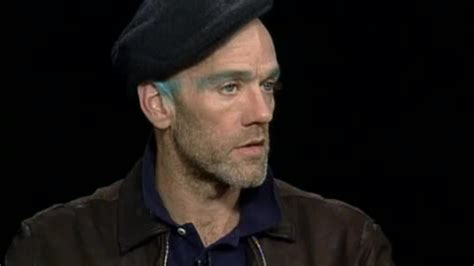 celebitchy michael stipe talks about his history with r e m charlie rose