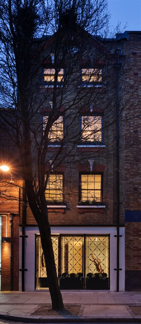 narrow homes narrow house makeover covent garden uk by formstudio