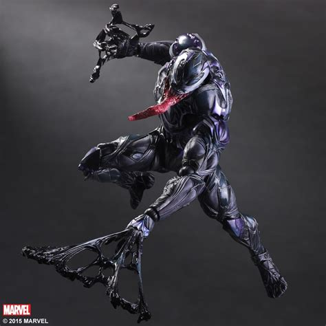 Play Arts Marvel Universe Ori Square Enix New Misb marvel universe variant play arts venom square enix store