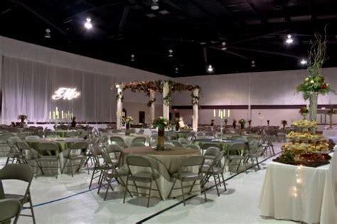 decorating a gym for a wedding reception   ideas for