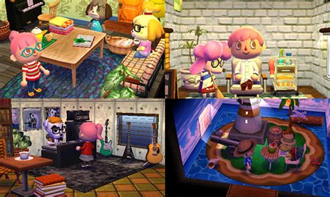 happy home designer room layout get some design inspiration for your animal crossing