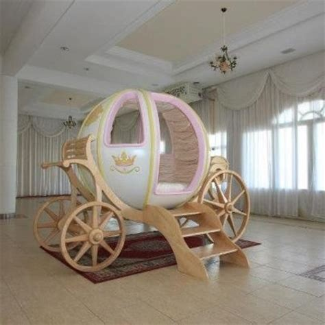 Cinderella Carriage Bed by Size Cinderella Carriage Bed By Grosa Lumberjocks