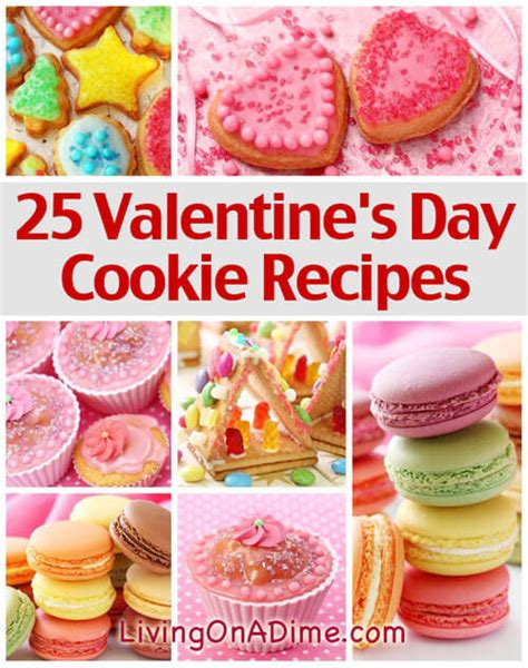 valentines day cookie recipe 25 s day cookie recipes s treat