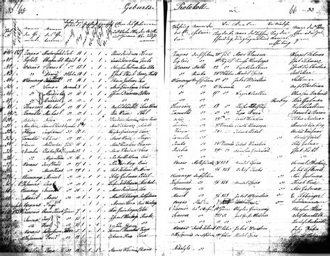 Hungarian Birth Records Synagogue Records For Varanno Hungary
