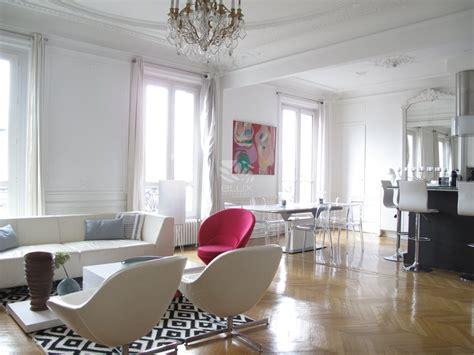 Intérieur Appartement Haussmannien by Decoration Salon Cuisine Americaine