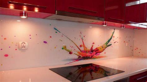 cheap kitchen splashback ideas cheap creative kitchen splashback ideas diy kitchen
