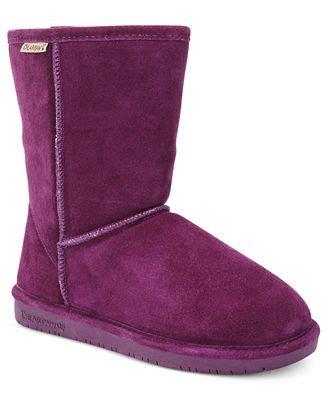 bearpaw boots macys bearpaw boots shoes macy s