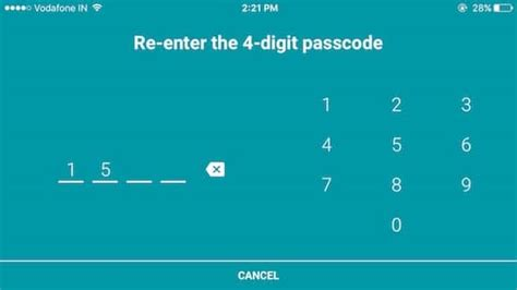 how to put a password on app on iphone set passcode timer change age level