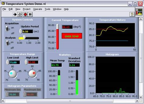 ui layout testing tutorial user interface national instruments