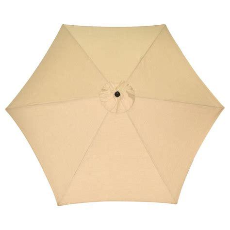 Hton Bay 9 Ft Aluminum Patio Umbrella In Sunbrella Hton Bay 9 Ft Aluminum Patio Umbrella In Sky Blue With