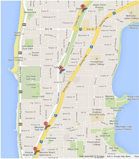 cottesloe house stays getting to cottesloe cottesloe house stays