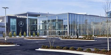 Mercedes Headquarters Usa by Mercedes Usa Opens New Springs Headquarters