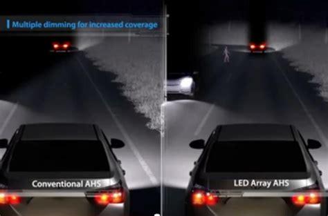 Lu Led Mobil Toyota teknologi baru lu led dari toyota berita otomotif