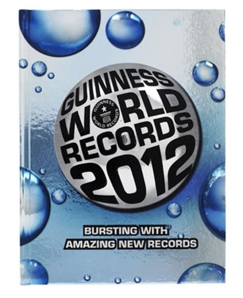 guinness world records 2012 by guinness world records reviews discussion bookclubs lists