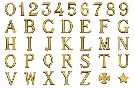 caratteri delle lettere lettere per lapidi romano bronzo lucido real votiva