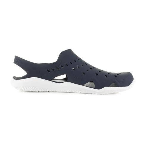 crocs swiftwater wave boat shoes india mens crocs swiftwater wave navy white summer clogs sandals
