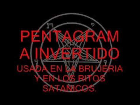 imagenes simbolos satanicos se 241 ales satanicas y su significados wmv youtube