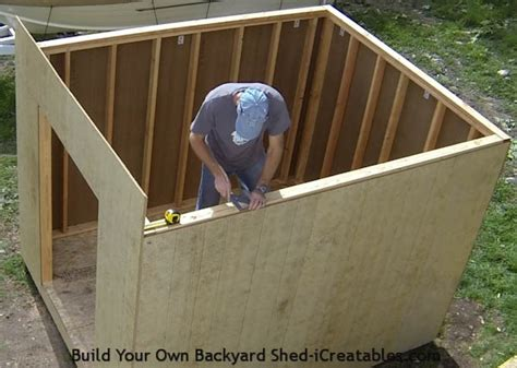 How To Build A Shed Truss by How To Build A Shed Storage Shed Building