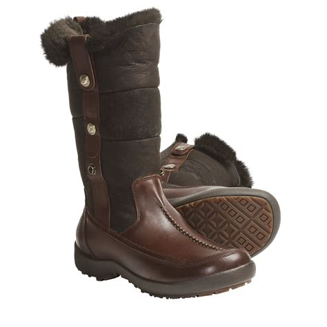 waterproof boots for blondo mountain boots waterproof leather for