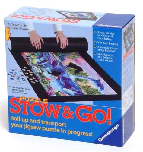 jigsaw puzzle mats simply easy storage for small and