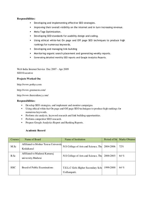 Naukri Resume Development Service by Naukri Resume Writing Services Resume Ideas