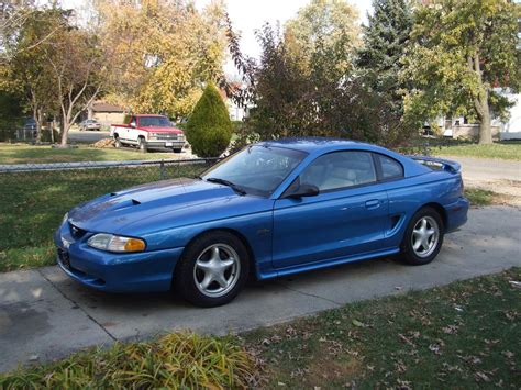 1998 mustang horsepower how much horsepower does a 1998 ford mustang gt