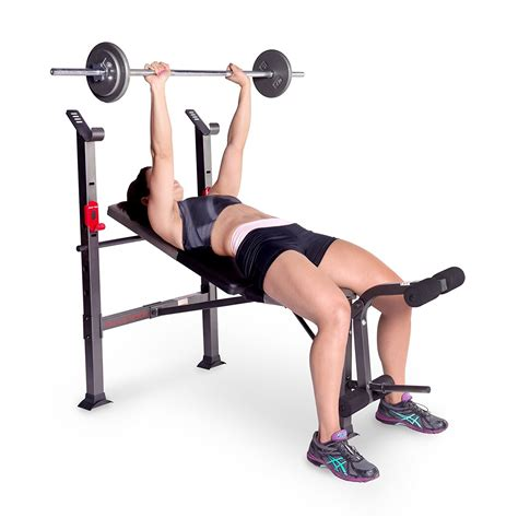 leg lifts on bench strength bench standard with leg lift 350 lb and 50