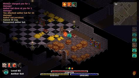 possess  enemies  isometric roguelike midboss pc gamer