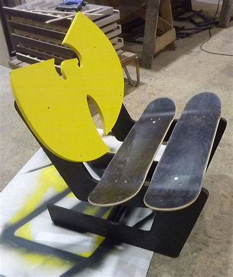 skateboard furniture skateboard furniture vw skateboard l by jimmyd via