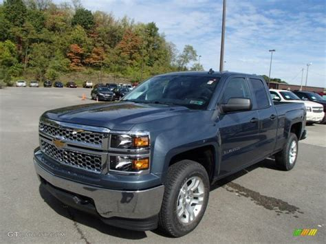 2014 silverado colors 2014 blue granite metallic chevrolet silverado 1500 lt