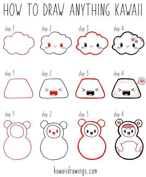 Drawing Kawaii by Kawaii Shapes And Character Design Week 15