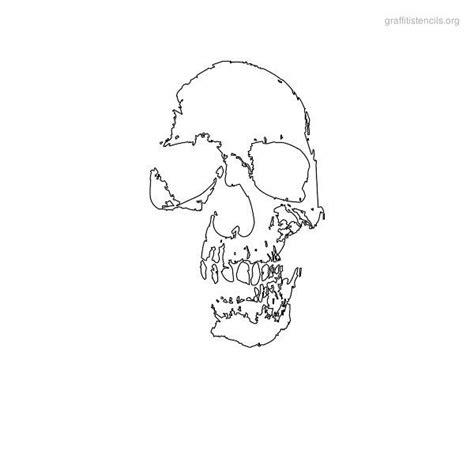 printable graffiti art stencils 25 best ideas about skull stencil on pinterest skull