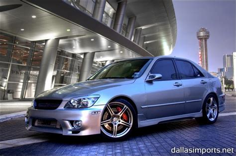 lexus is300 those brake calipers r sick my nxt car