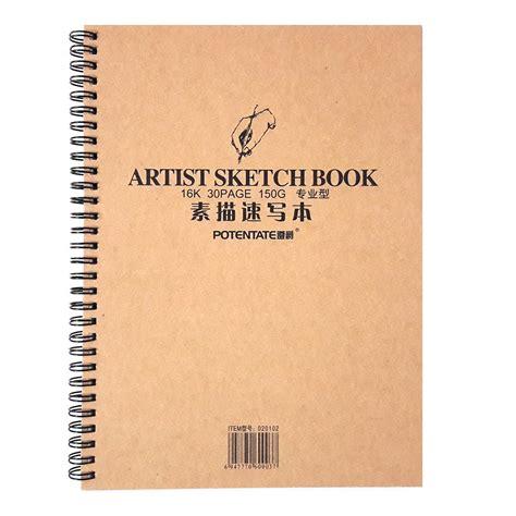 sketchbook potentate скетчбук potentate artist sketch book 150г кв м 190х260мм
