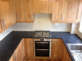 B Q Kitchen Tiles Ideas Pin By Jo Murchie On B Q Solid Oak Kitchen Images And Flooring Ideas