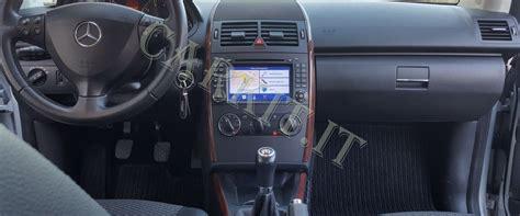 autoradio navigatore  din mercedes classe  classe  vito