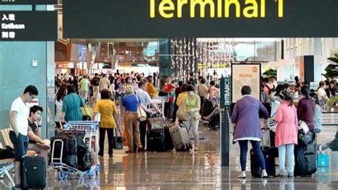 Sk Ii Di Changi Airport dua pesawat tempur dari wars akan mendarat di